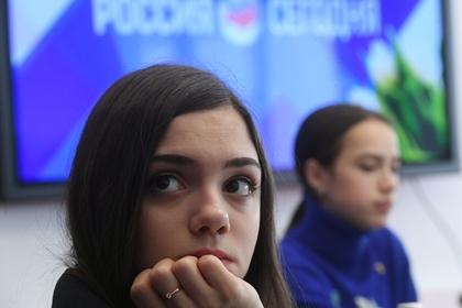 Загитова превзошла Медведеву