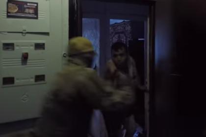 ФСБ показало видео задержания вербовщиков ИГ в Калининграде