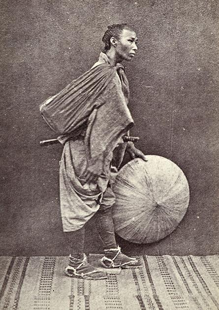 Портрет ронина. 1867 год