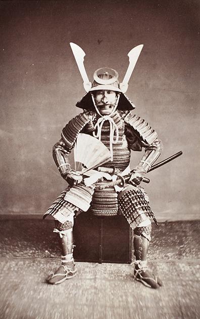 Командир самураев. 1870 год