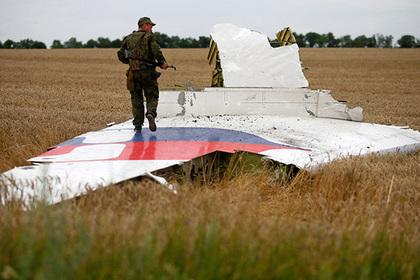Российские войска обвинили в крушении «Боинга» над Донбассом