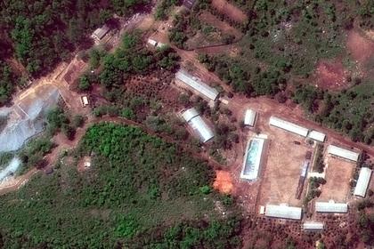 КНДР закончила демонтаж ядерного полигона