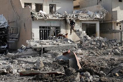 Коалицию США обвинили в гибели тысяч мирных жителей в Сирии и Ираке
