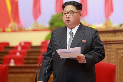 Объяснен отказ Трампа от встречи с Ким Чен Ыном