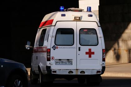 Один из захваченных в Москве заложников погиб