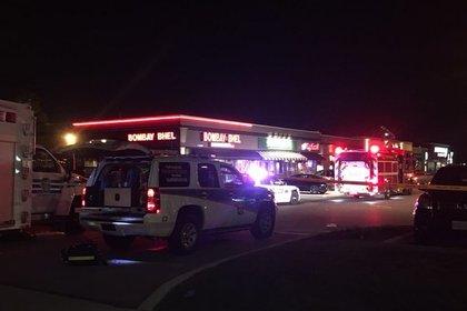 При взрыве в канадском ресторане пострадали 15 человек