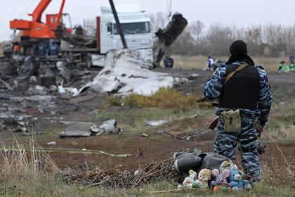 Нидерланды потребовали от России компенсацию за гибель «Боинга» над Донбассом