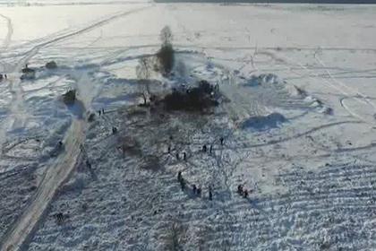 Процедура опознания жертв авиакатастрофы Ан-148 продлена доконца июля