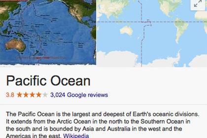Рейтинг Тихого океана резко упал