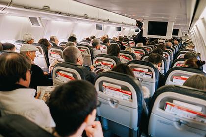 Найден способ избежать сексуальных домогательств в самолете