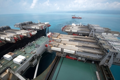 «Газпром» договорился продлить «Турецкий поток» до ЕС