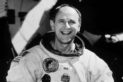 Скончался  побывавший наЛуне астронавт NASA