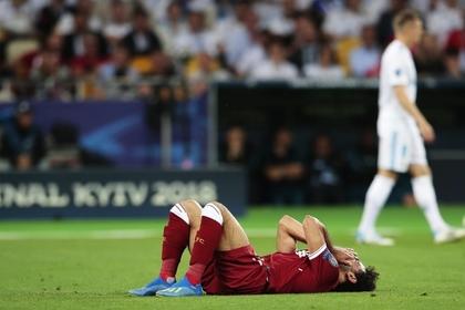 Капитан «Реала» лишил лидера «Ливерпуля» и сборной Египта чемпионата мира