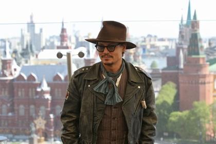 Джонни Депп захотел в мавзолей Ленина