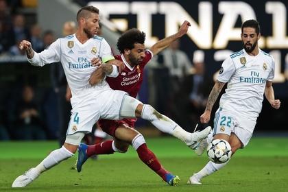 Тысячи людей захотели наказания для травмировавшего Салаха капитана «Реала»