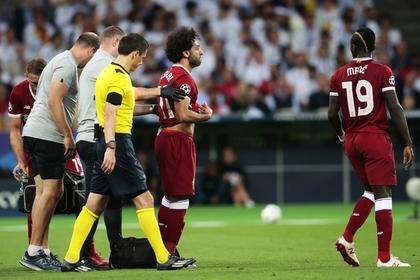 Салах заговорил о чемпионате мира после травмы в финале Лиги чемпионов