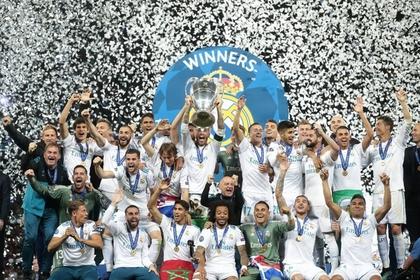 Названы имена лучших футболистов Лиги чемпионов