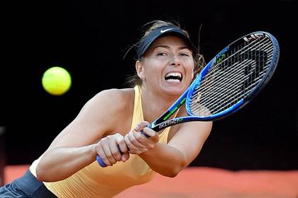 Теннисистка Шарапова снялась вамериканском телесериале «Миллиарды»