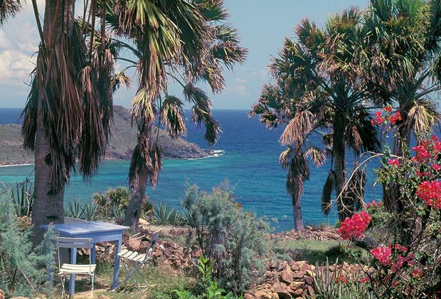 Во-первых, это красиво. Остров Сен-Бартелеми, 1996 год.