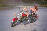 Жак Золти стал настоящим мастером бэкстейджа. Эта фотография сделана во время фотосессии большого друга Золти, итальянца Марко Главиано. Сен-Бартелеми, конец 1990-х.
