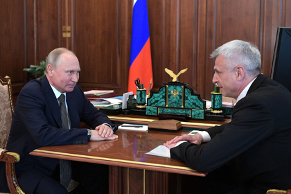 Владимир Путин назначил новых управляющих сразу в 2-х областях