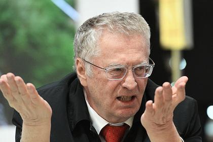 Жириновский вступился за Вайнштейна