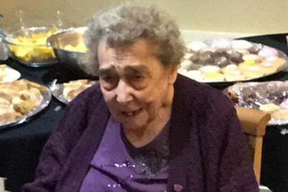 106-летняя британка объяснила долголетие полным отказом от мужчин
