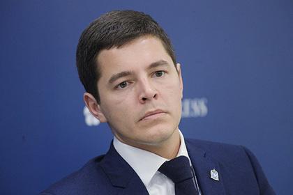 В России объявился 30-летний губернатор