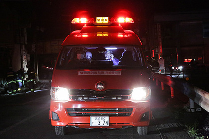 В Японии 90-летняя женщина-водитель переехала пешеходов