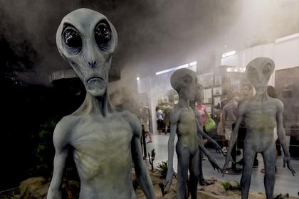 Население Земли неоставило пришельцам шансов