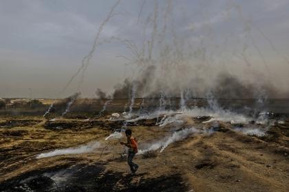 Израиль принялся вновь бомбить сектор Газа