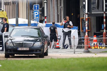 Террорист изЛьежа накануне совершил еще одно нападение