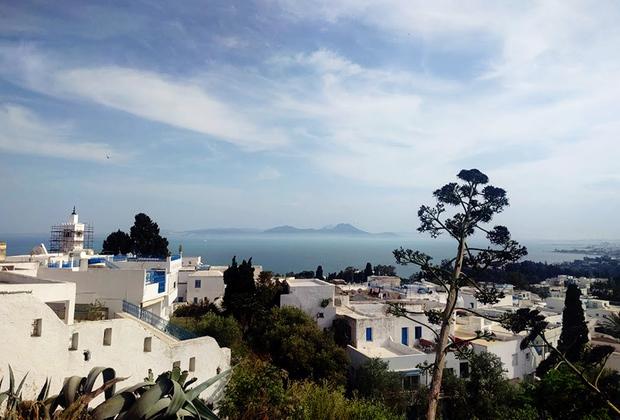 Колониальный французский район Ла-Марса, название которого в переводе с французского означает «якорь», расположен на живописном побережье Туниса.