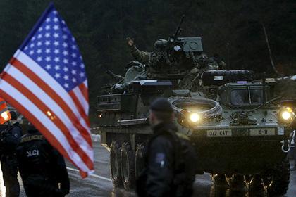 Сломанный американский БТР заблокировал автотрассу в Чехии