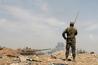 Сирийский командир опроверг наступление ИГ на Пальмиру