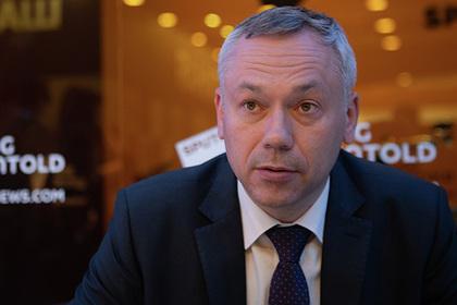 Новосибирский губернатор призвал засучить рукава перед ЧМ-2023 по хоккею