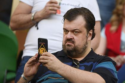 «Понос вдень игры»: скандальный комментатор изРФ строго потроллил сборную Российской Федерации
