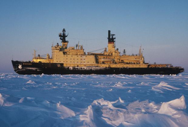 Атомный ледокол «Россия»