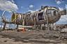 После своего закрытия в 1996 году трансзвуковая аэродинамическая труба была снесена в 2011-м.