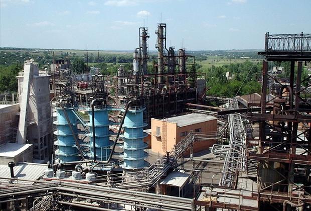 Дзержинский химический завод