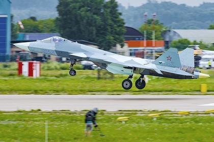 У Су-57 нашли «тайные ноу-хау»