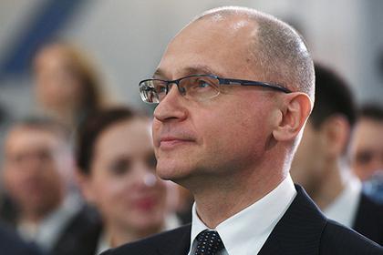 Кириенко оценил доверие россиян активистам ОНФ