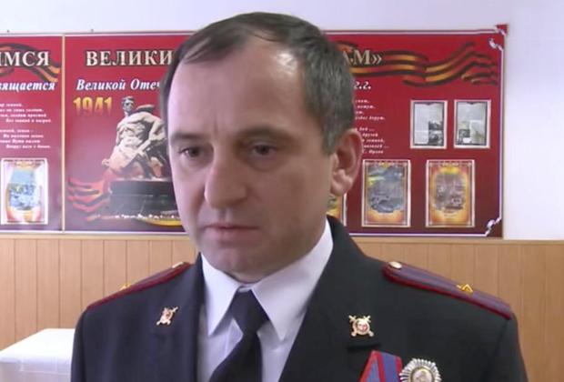 Тимур Хамхоев