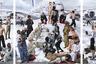 Проект Allegoria Sacra («Священная аллегория»), триптих «Снежная элегия», 2013
