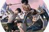 Проект Last Riot («Последнее восстание»), тондо №2, 2007