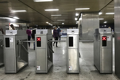 Метро встолице Венесуэлы стало бесплатным: закончилось сырье для печати билетов