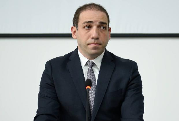 Бывший главный прокурор Ираклий Шотадзе
