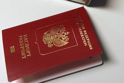 Петербургский чиновник порвал в суде паспорт в надежде избежать ареста