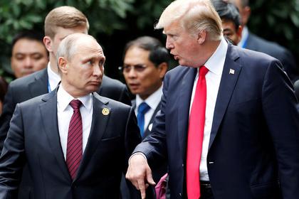В США приготовились к встрече Трампа с Путиным