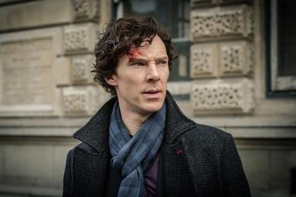Сыгравший Шерлока актер разогнал грабителей возле Бейкер-стрит